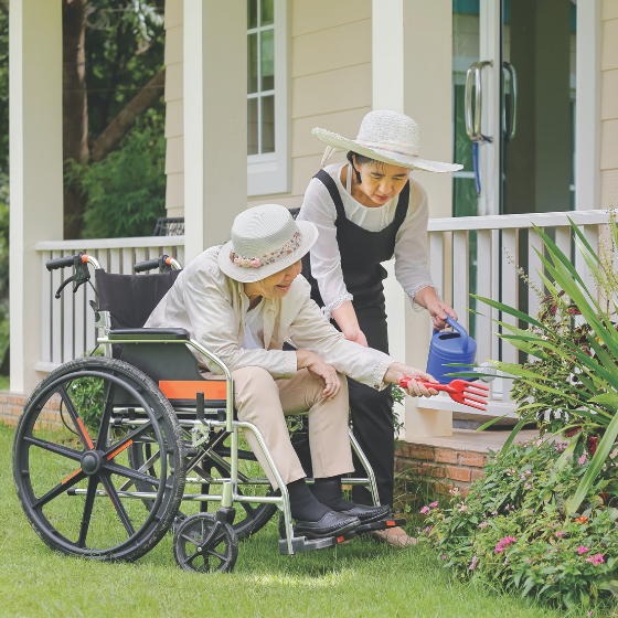 FirstLight Home Care - Tips for Caring for an Adult with Disabilities