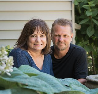 Annette and Phil Smith, Owners