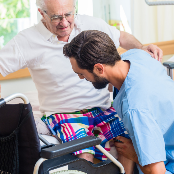 FirstLight Home Care - The Difference Between Home Care and Home Health Care