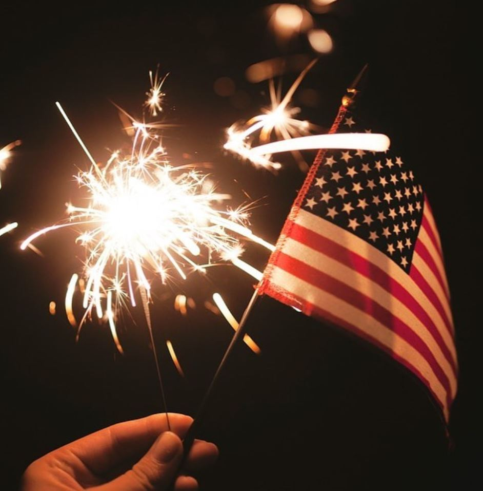 FirstLight Home Care - Happy Birthday, America!