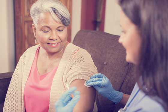 FirstLight Home Care - Immunization Awareness for Older Adults