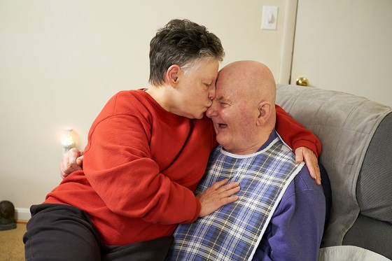 FirstLight Home Care - The Impact of Spousal Caregiving