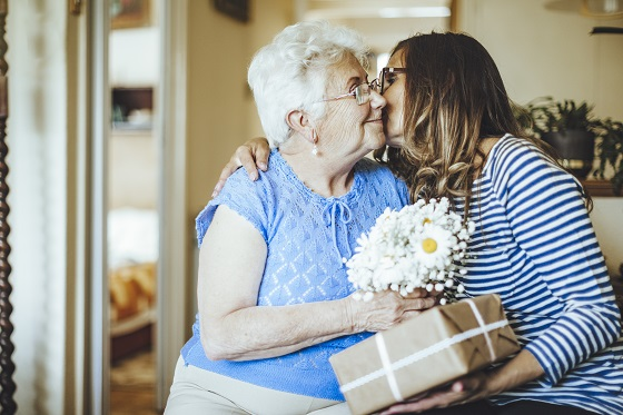 FirstLight Home Care - 6 Ideas for Celebrating Mother's Day