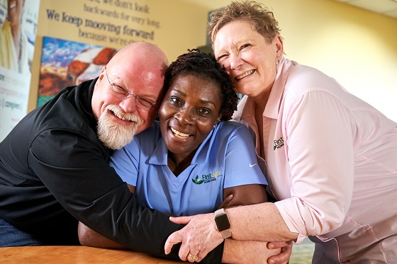 FirstLight Home Care - Looking for Caregiver Jobs? Do You Have the Traits of a Great Caregiver?