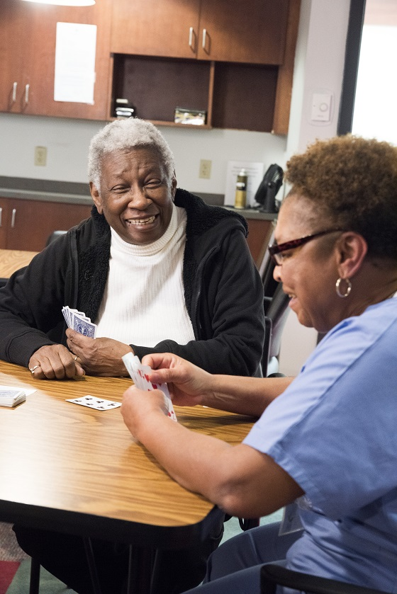 FirstLight Home Care - Understanding Our Services: Companion Care