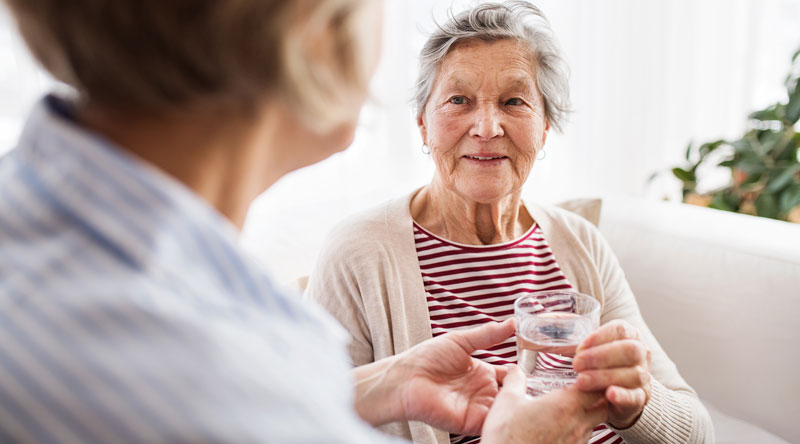 FirstLight Home Care - 5 Ways to Keep Seniors Safe at Home