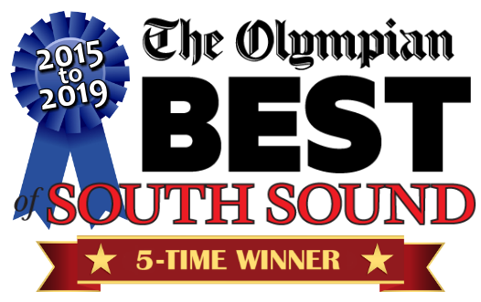 Voted Best Home Care Agency in the South Sound the last five years!