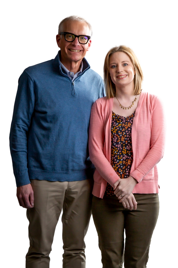 Sarah and Greg Lane own FirstLight Home Care - South Sound