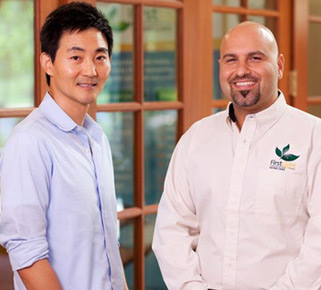 Charles Park & Ray Kikavousi, Owners