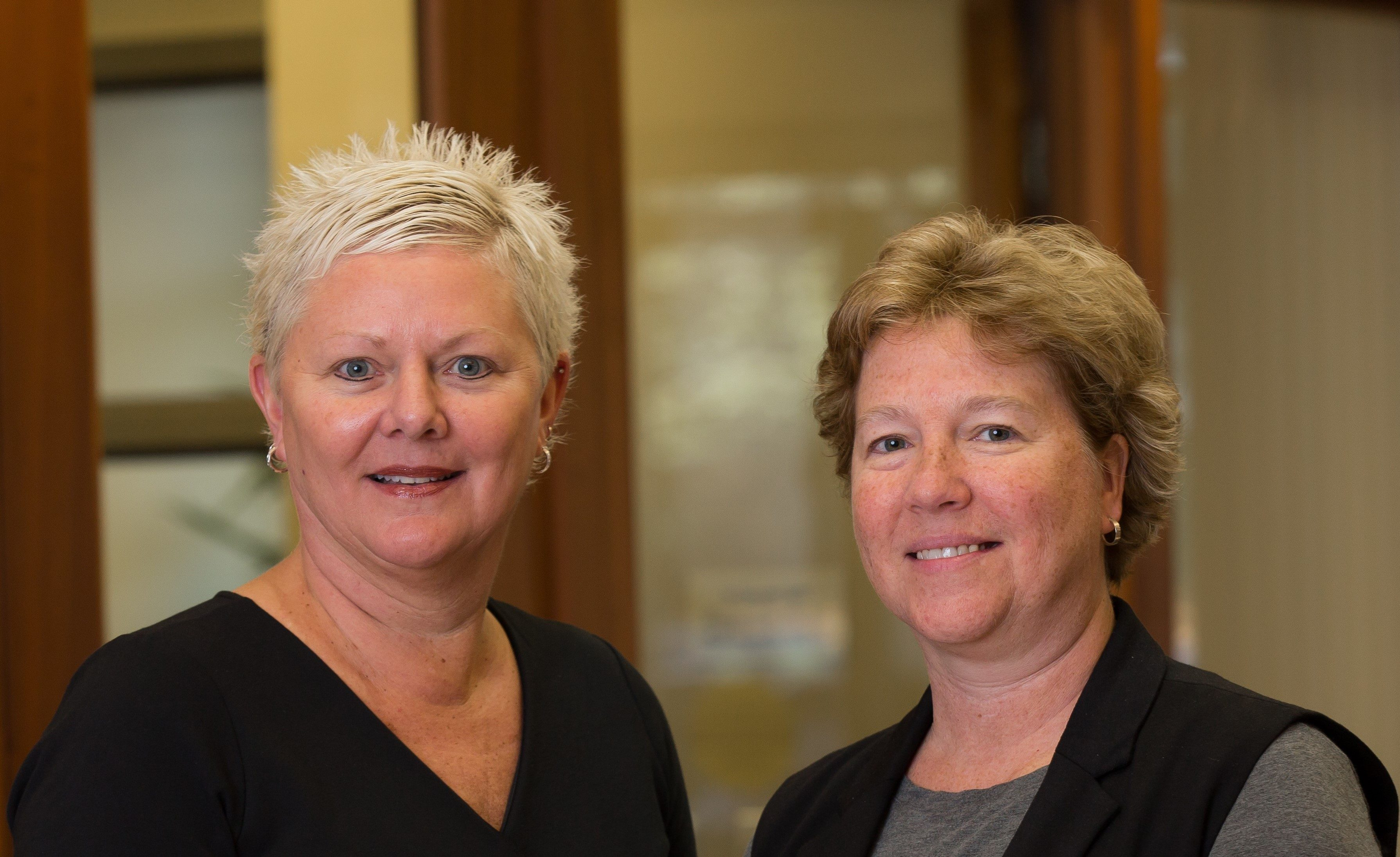 Patty Eubanks & Denise Birdsell, Owners