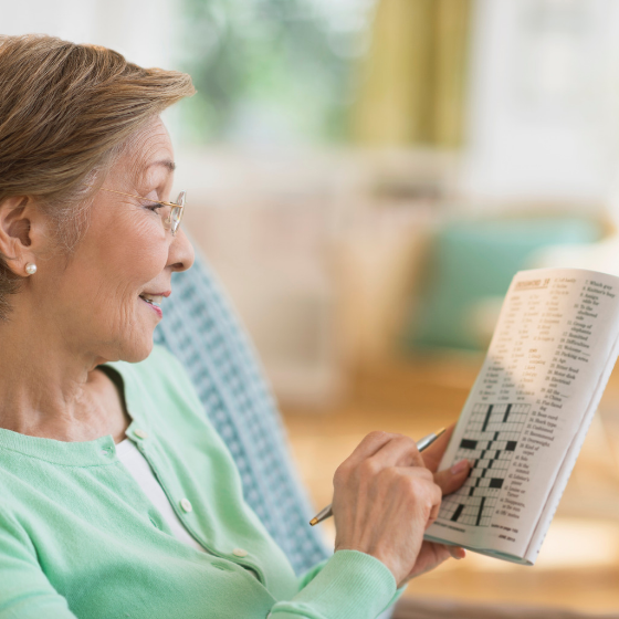 FirstLight Home Care - What Makes a Healthy Brain?
