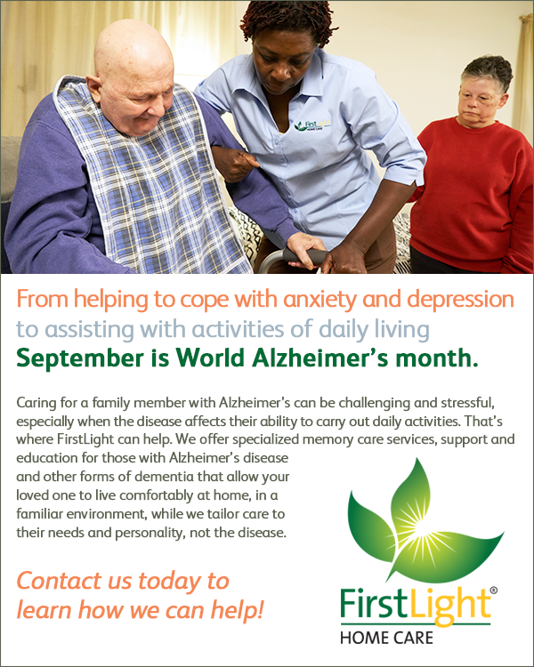 FirstLight Home Care - Let's Talk About Dementia