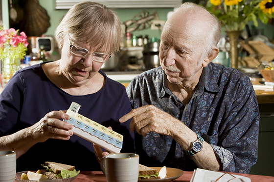 FirstLight Home Care - How to Help Your Parents Safely Manage Their Medications