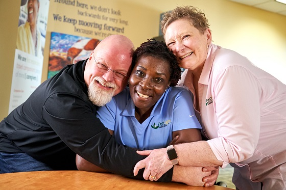FirstLight Home Care - WHAT MAKES A GREAT CAREGIVER?