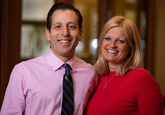 Jason Landau & Molly Johnson, Owners