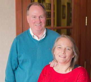 Janet & Jerry Lancaster, Owners