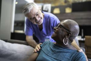 performing respite care in Coeur d'Alene