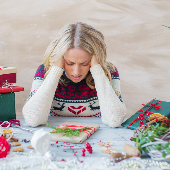 FirstLight Home Care - Preventing Caregiver Blues During the Holidays