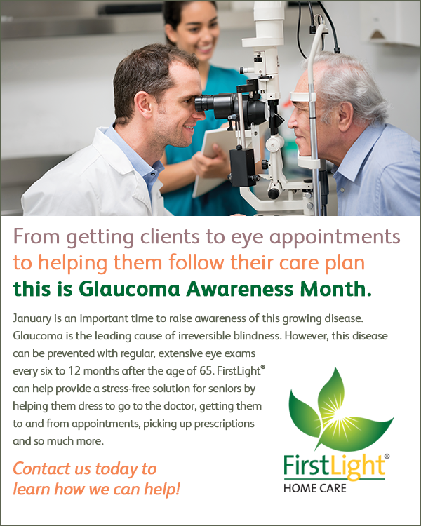 FirstLight Home Care - Eye Health: Protecting Your Parent's Vision