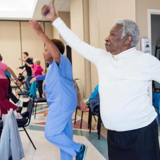 FirstLight Home Care - 5 Activities to Keep Elderly Parents Active and Engaged