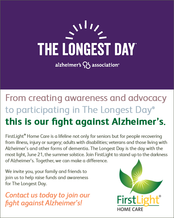 FirstLight Home Care - Join Us in The Fight Against Alzheimer's