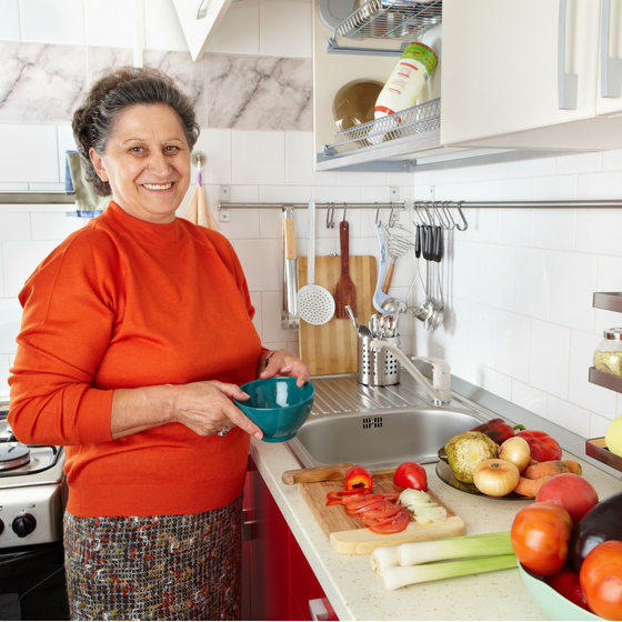 FirstLight Home Care - Healthy Eating for Seniors on a Budget