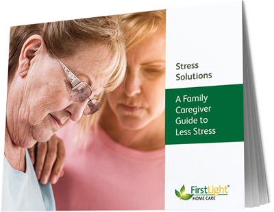 Stress Solutions - A Family Caregiver Guide to Less Stress