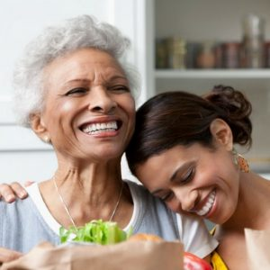 Senior care options for Mom