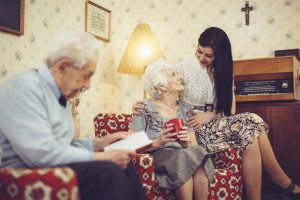 Elderly Parents Aging in Place | FirstLight Home Care