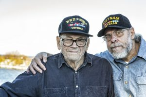 Caring for older veterans