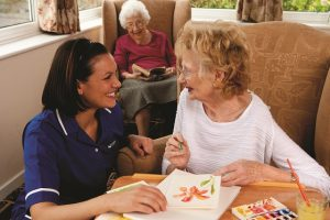 Finding right in-home caregiver
