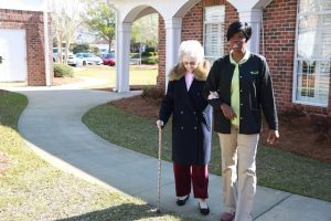In-Home Care vs Assisted Living
