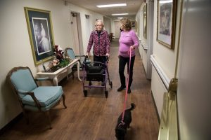 In-home care or a nursing home for your aging parent