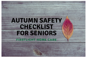 Autumn Safety Checklist for Seniors