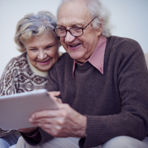 Technology is helping caregivers