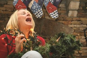 Surviving the holidays. Tips for the family caregiver