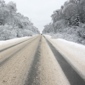 Winter Driving Tips for Aging Parents