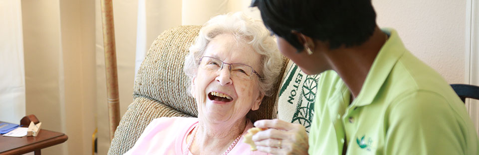 FirstLight Home Care Family Caregiver Support