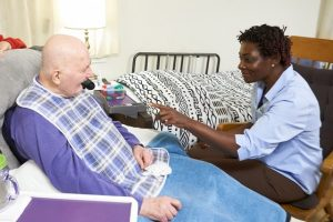 What skills do you need to be a caregiver