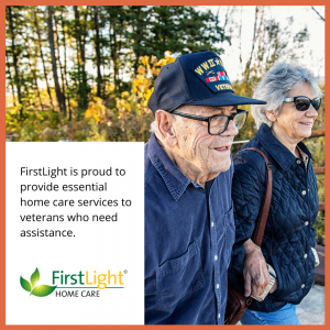 FirstLight Home Care - Home Care for Veterans and Their Families