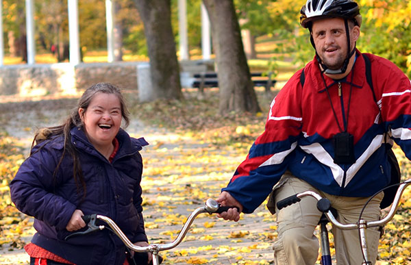 Helping People with Disabilities