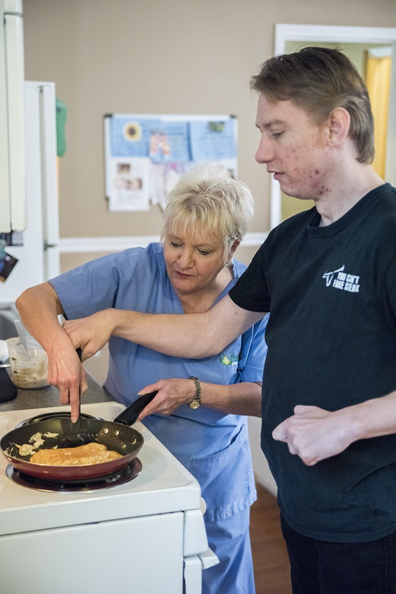 FirstLight Home Care - Become a Professional Caregiver: Family Caregivers Find Careers that Matter