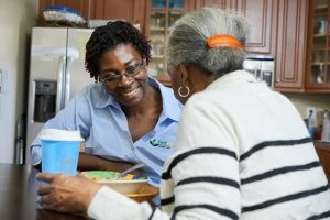 temporary in-home care